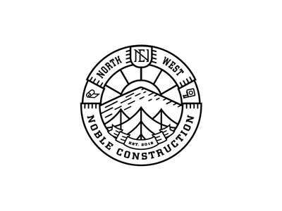 North West Noble Construction Seal