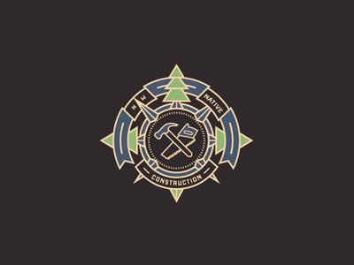 NW Native Construction Logo