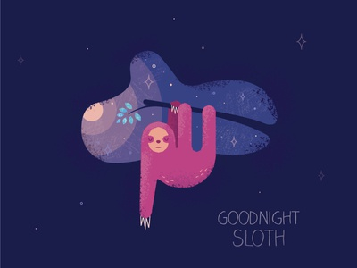 Goodnight Sloth