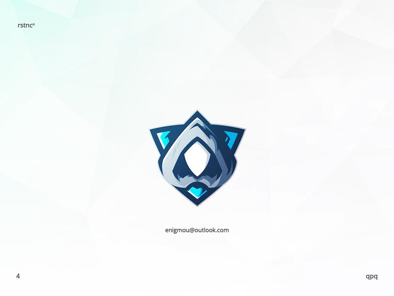 QupaQ mascot logo design simplelogo visualbranding vector branding artwork esport fiverr gaminglogo esportlogo mascotlogo logo qupaq