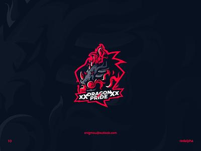 Dragon Pride design