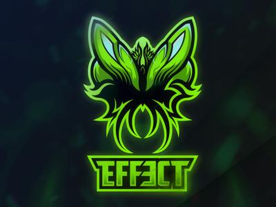 Effect esportlogo logo design premadelogo effect butterfly logo