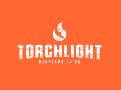 Torchlight 5k Logo Concept