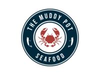 The Muddy Pot Seafood Logo