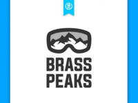Brass Peaks logo