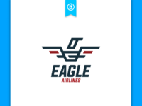 Eagle Airlines logo