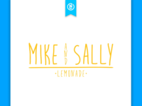 Mike and Sally Lemonade logo