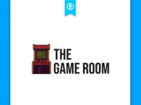 The Game Room logo