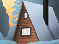 Cabin Illustration 2