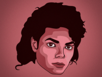 Michael Jackson Illustration