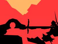 Minimalist Mulan Poster
