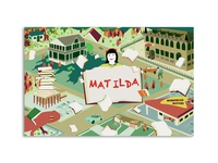 Matilda Map