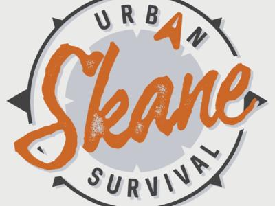 Skane Urban Survival Logo