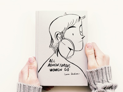 Bookcover All adventorous women do
