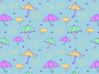 Rainy Pattern