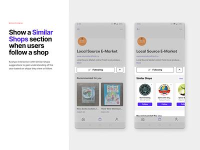 Four fixes - a little Shop app audit shop markup shopify fixes exercise audit case study