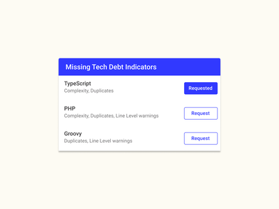Two variations on Material notifications dialogue ui material design design for development figma user centered design user input feature request product management product design