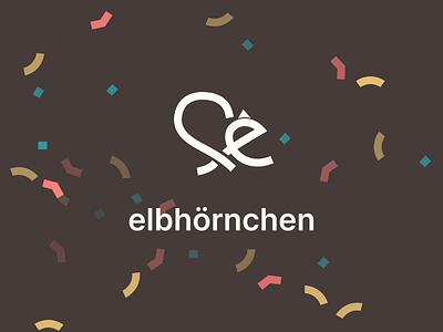 A squirly little lettermark fun logos logo design branding logo