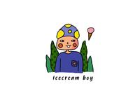 icecream boy