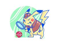 Detective Pika