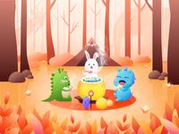Rabbit travel 04