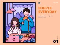Couple everyday 01