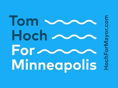 Mayor Logo water logo