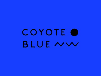 coyote blue another take on the name