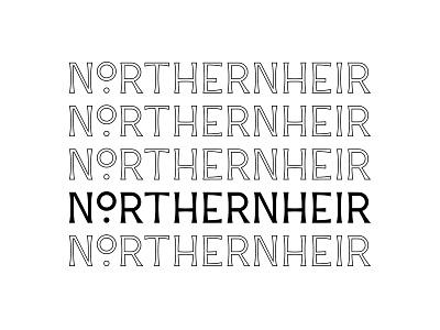 Northernheir Update wordmark