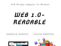 web 1 0