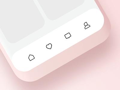 Icon-Animation animation icon ui design