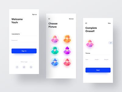 Optimal brigade-11 应用 app 设计 ux ui design