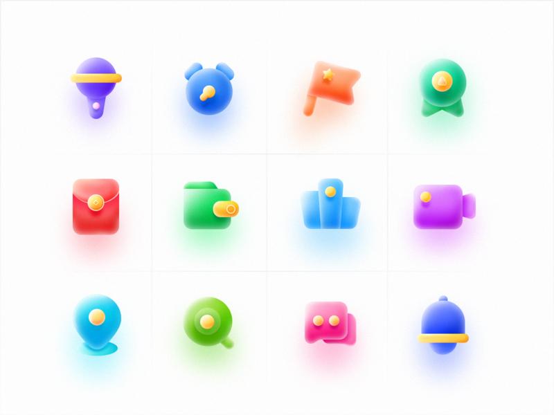 Delicious ICON vector plan icon 设计 design