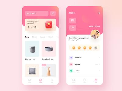 Crafts 02 - App illustration 应用 team icon app 设计 ux ui design