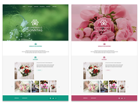 Flower Shop - Website