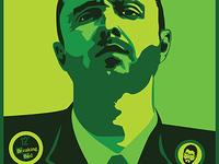 Jesse Pinkman Obama Poster