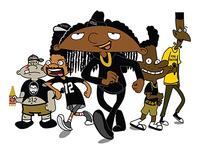 A$AP Rocky Concert Poster