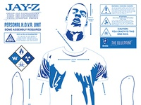 Jay Z The Blueprint  Poster