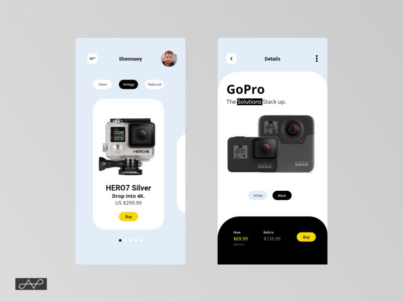 Shopping GoPro
