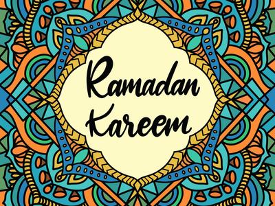 Ramadan Kareem Mandala