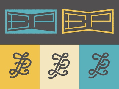 EP Logo Possibilities logo mark branding
