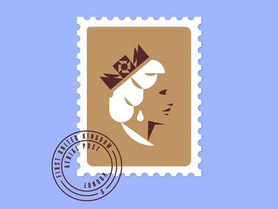 We'll Meet Again mail post uk stamp queen