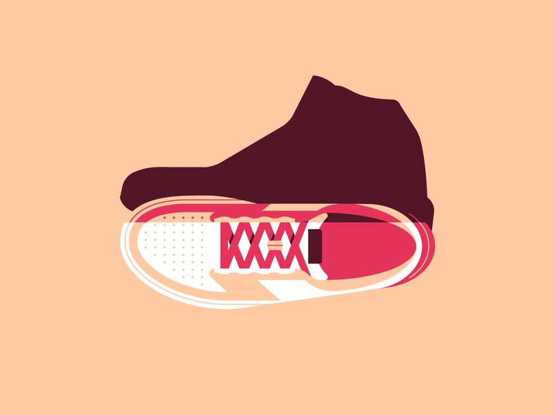 🏀 sneaker