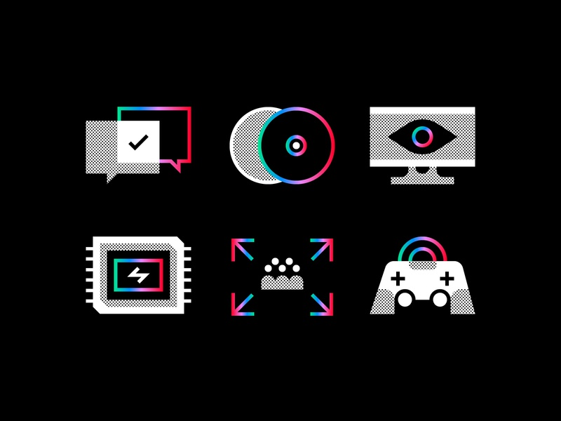 🎮⚡️ icon chip playstation controller