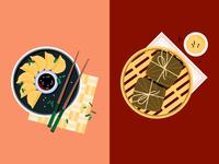 🥟🥟🥟 dining restaurant food gyoza dim sum