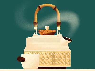 🐸🍵 ceramic teapot tea