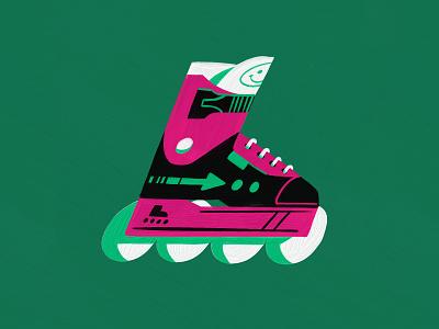 💨💨💨 roller skate