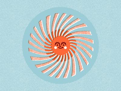 🌞 midcentury sun