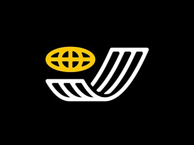 🌐 typography identity logo graphic design