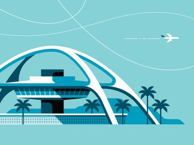 LAX uber travel airport lax